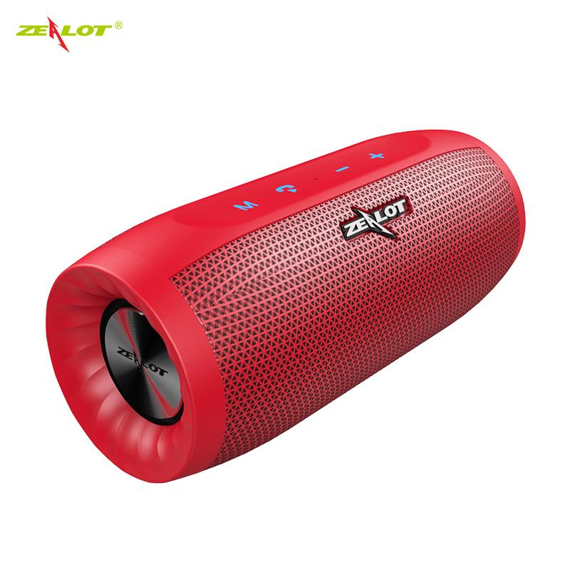 4b7fffec770590 S16 Bluetooth speaker - ZEALOT